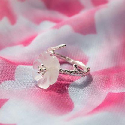 inel argint floare de sticla (3)